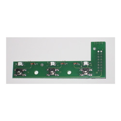 3 Button Circuit Board 2gr Appia