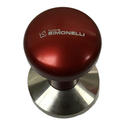 NS Red Handled SS Tamper 58MM  (KPCNS001)